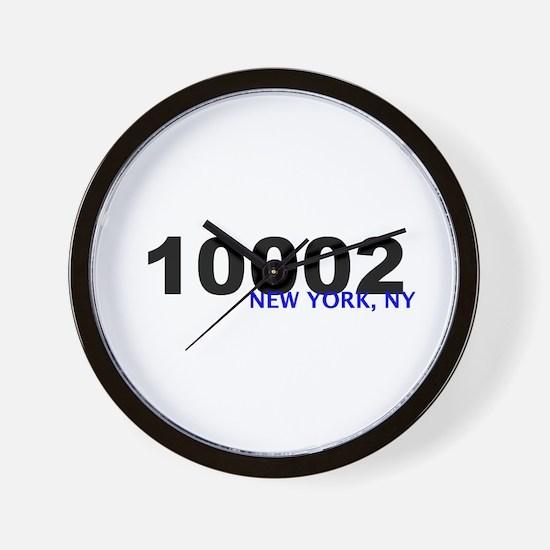 10002 Wall Clock
