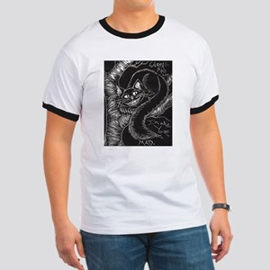 Cheshire Cat Ringer T
