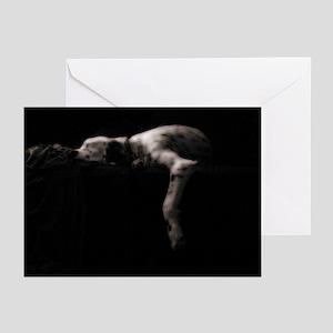 Sleeping Setter Greeting Cards (Pk of 10)