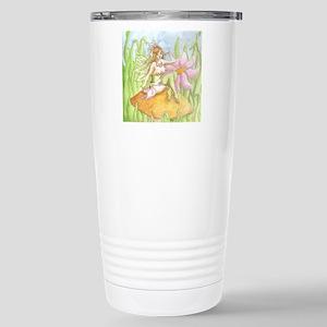 Sexy Fairy Stainless Steel Travel Mug