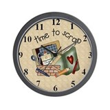 Scrapbook Basic Clocks
