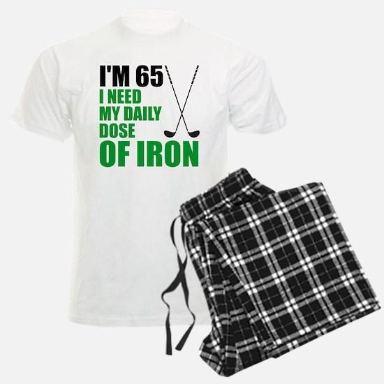 65 Daily Dose Of Iron Pajamas