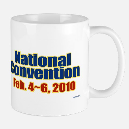 Tea Party Convention Mug