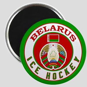 BY Belarus/Bielarus Ice Hockey Magnet
