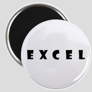 Excel Magnet