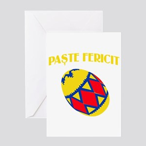 Romanian Easter Greeting Card