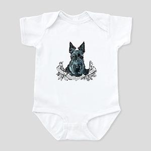 Scottish Terrier Love Infant Bodysuit