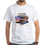 South Dakota Byways White T-Shirt