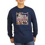 Rushmore Scenic Byway Long Sleeve Dark T-Shirt