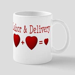 Labor & Delivery Mug