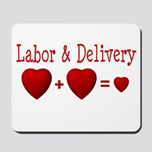 Labor & Delivery Mousepad