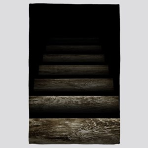 Trapdoor Staircase 4' x 6' Rug