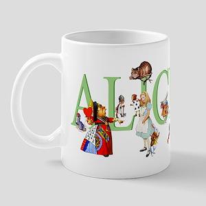 ALICE AND FRIENDS Mug