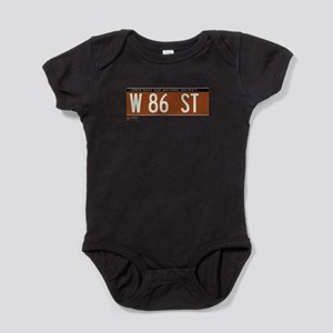 86th Street in NY Body Suit