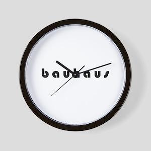 bauhaus wall clocks cafepress