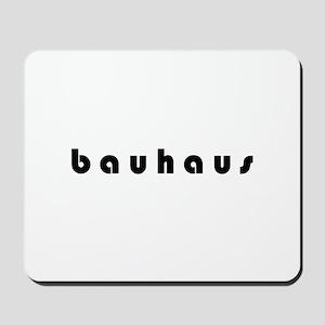 Bauhaus Mousepad