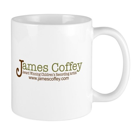 James Coffey - Wall Street Jo Mug