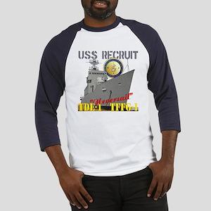 USS Recruit Baseball Jersey