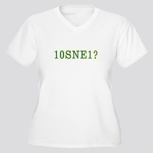 10SNE1 Plus Size T-Shirt
