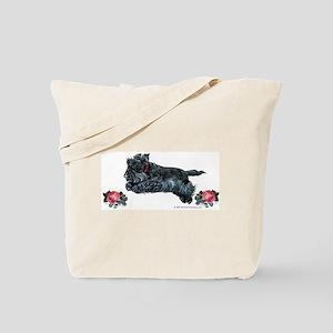 Agility Scottie Champion Tote Bag