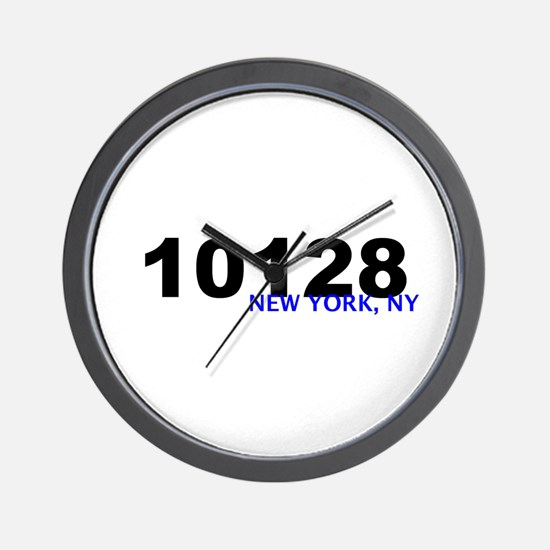 10128 Wall Clock