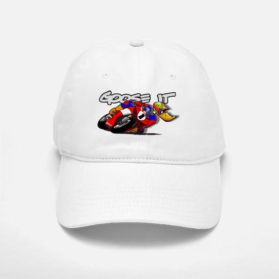 Goose It Road Racing Baseball Baseball Cap