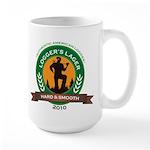 Logger's Lager Large Mug