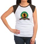 Buy a Lager For a Logger Women's Cap Sleeve T-Shir