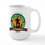 Buy a Lager For a Logger Large Mug