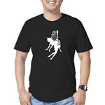 Butterfly Fairy Men's Fitted T-Shirt (dark)