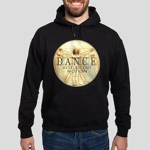 Dance Intelligent Motion Hoodie (dark)