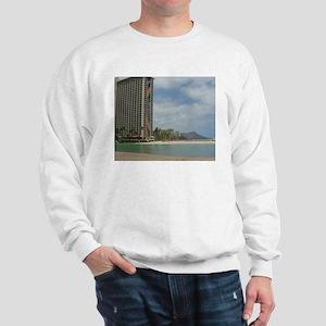 Duke Kahanamoku Beach Sweatshirt
