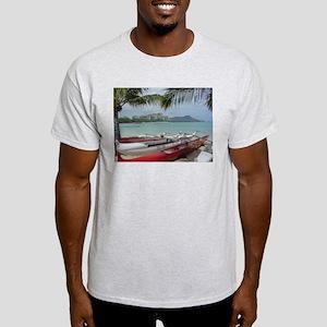 Diamond Head View Light T-Shirt