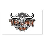 Tejano Music Rectangle Sticker 50 pk)