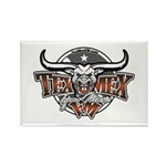 Tejano Music Rectangle Magnet