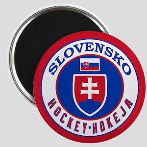 SK Slovakia/Slovensko Hockey Magnet