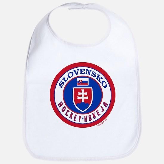 SK Slovakia/Slovensko Hockey Bib