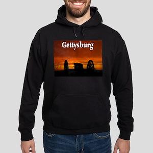 Gettysburg Cannon Hoodie (dark)
