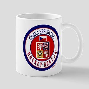 CZ Czech Rep Ice Hockey Mug