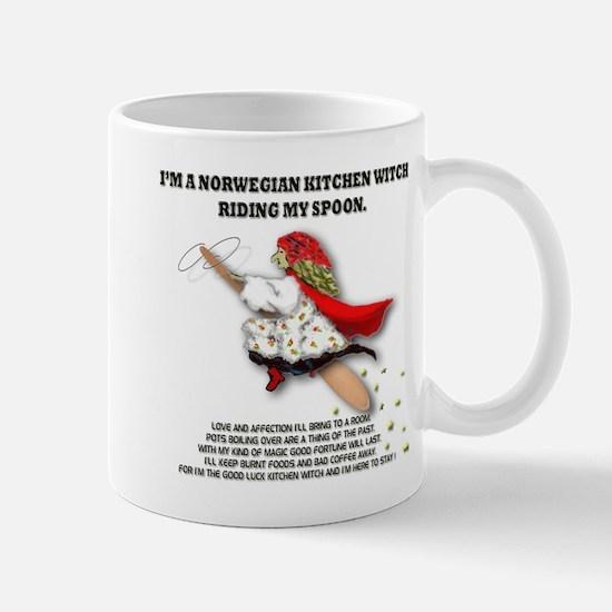 kitwit3square Mugs