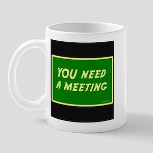 Recovery Redressing Mug