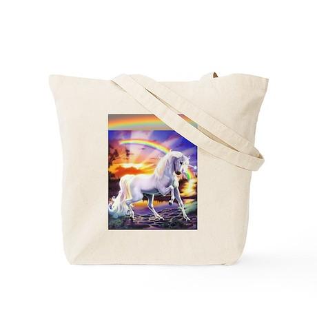 MAGIC Tote Bag - UNICORN RAINBOW