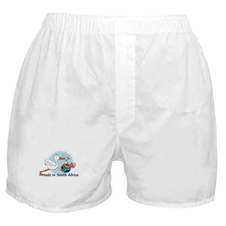 Stork Baby South Africa Boxer Shorts