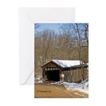 Covered Bridge Greeting Cards (Pk of 20)