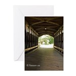 Covered Bridge Greeting Cards (Pk of 10)