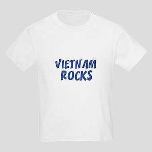 VIETNAM ROCKS Kids T-Shirt