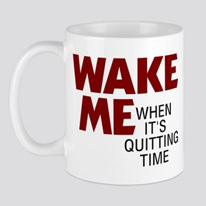 Wake Me Mug