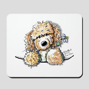 Bailey's Irish Crm Doodle Mousepad