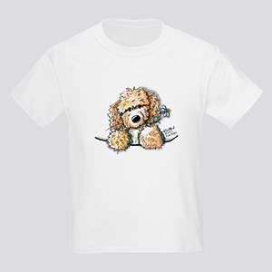 Bailey's Irish Crm Doodle Kids Light T-Shirt