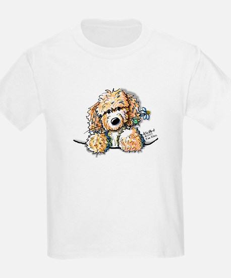 Bailey's Irish Crm Doodle T-Shirt